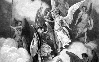 The doctrine of the angels