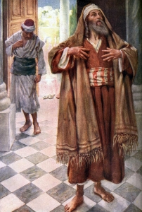 Image of Pharisee and Publican